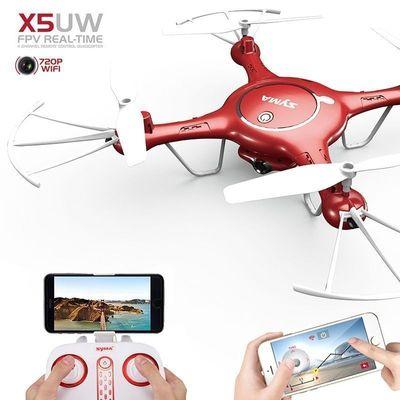 Syma X5UW Drönare med kamera