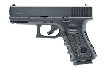 Glock 19, CO2 6mm