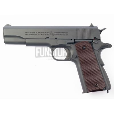Colt M1911A1 Parkerized Grey, Blowback Co2 6mm