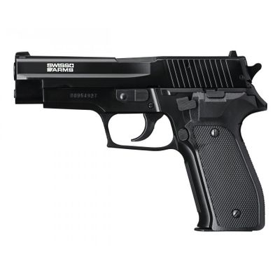 Swiss Arms Navy Pistol 6mm