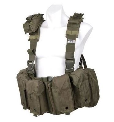 Swiss Arms Vest Tactical OD Green