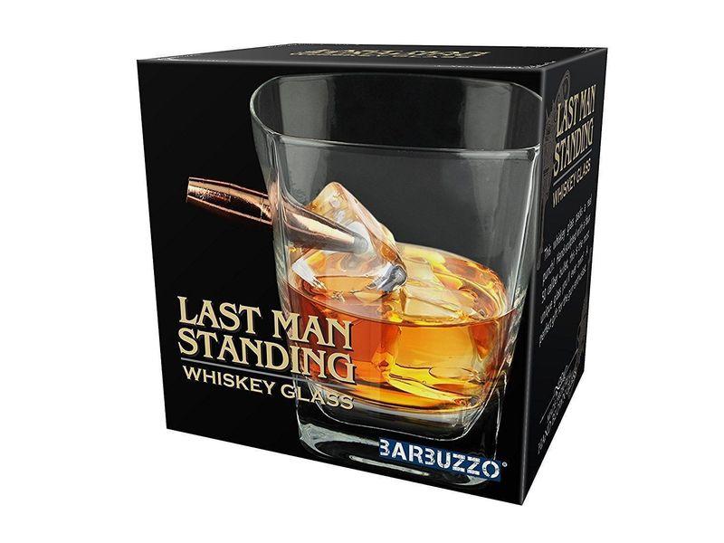 Last Man Standing - Whiskyglas