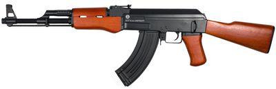 Kalashnikov AK47 Full Metal - Real Wood