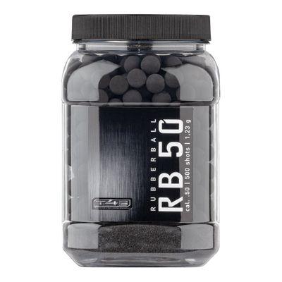 Gummikulor .50 BP till T4E, 1,23g 500-pack Prac Series