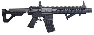Crosman DPMS SBR 4,5mm BBs Full Auto
