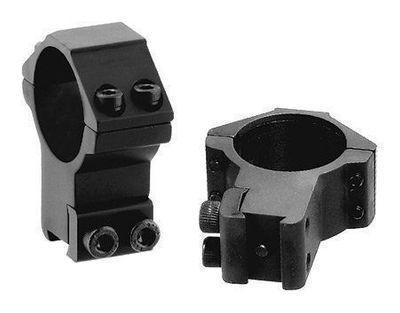 Kikarsiktesfäste - 30mm Hög 9-11mm