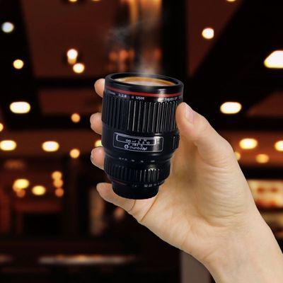 Kameraobjektiv Expressokoppar