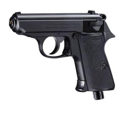 Walther PPK/S Svart kolsyrepistol