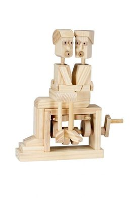 Timber Kits - Kissing Couple