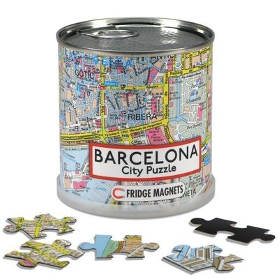 Magnetpussel Barcelona