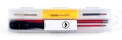 Läskstång 3-delad 5,5mm med förvaringsbox