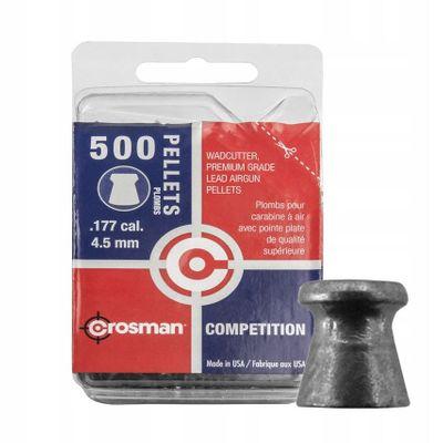 Funstuff är ledande distributör av bl.a. följande produkt - Crosman Diabolokulor 500st blisterförpackning