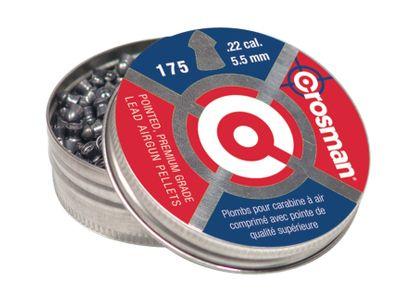 Funstuff är ledande distributör av bl.a. följande produkt - Premium Pointed 5,5mm Ammo