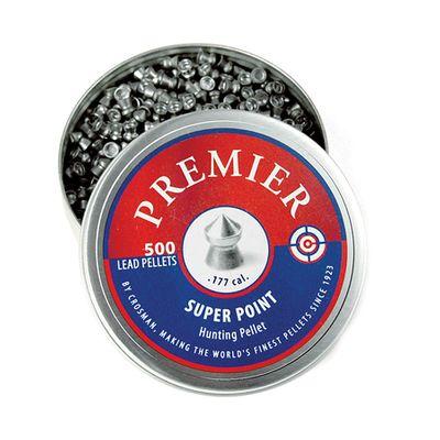 Funstuff är ledande distributör av bl.a. följande produkt - Crosman Premier Super Point 4,5mm