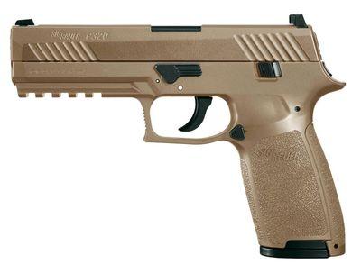 Sig Sauer P320 ASP 4,5mm, Coyote Tan