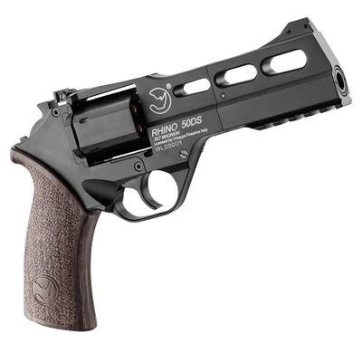 Black Ops Chiappa Charging Rhino 50ds 6mm Co2 - Svart/brun