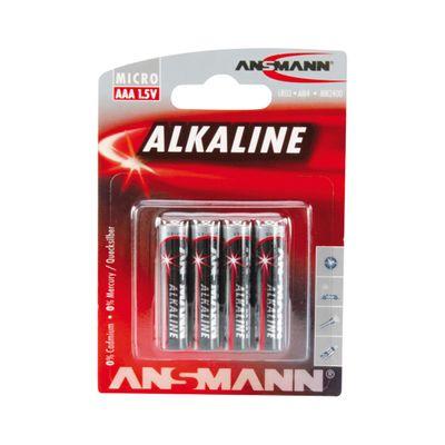 Funstuff är ledande distributör av bl.a. följande produkt - TechToys Alkaline AAA/LR03 4-pack