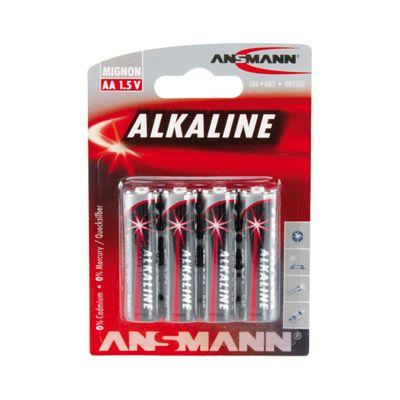 Funstuff är ledande distributör av bl.a. följande produkt - TechToys Alkaline AA/LR6 8-pack