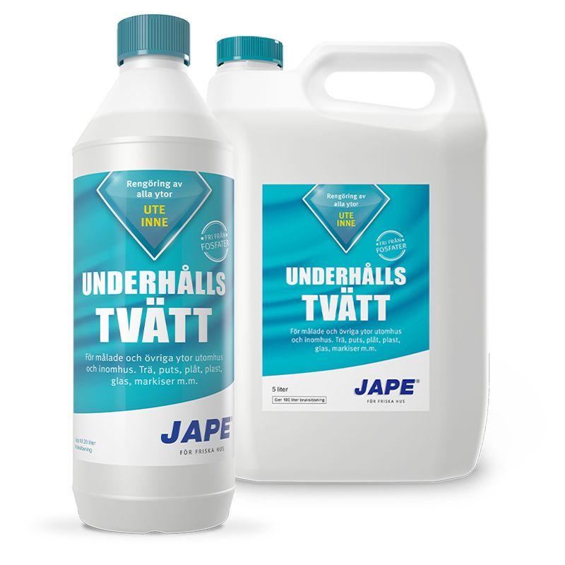 Underhållstvätt 1 l