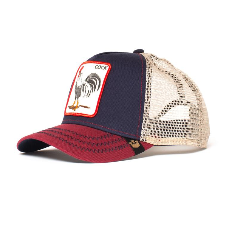 All American Rooster Trucker 101-2548 Goorin Bros