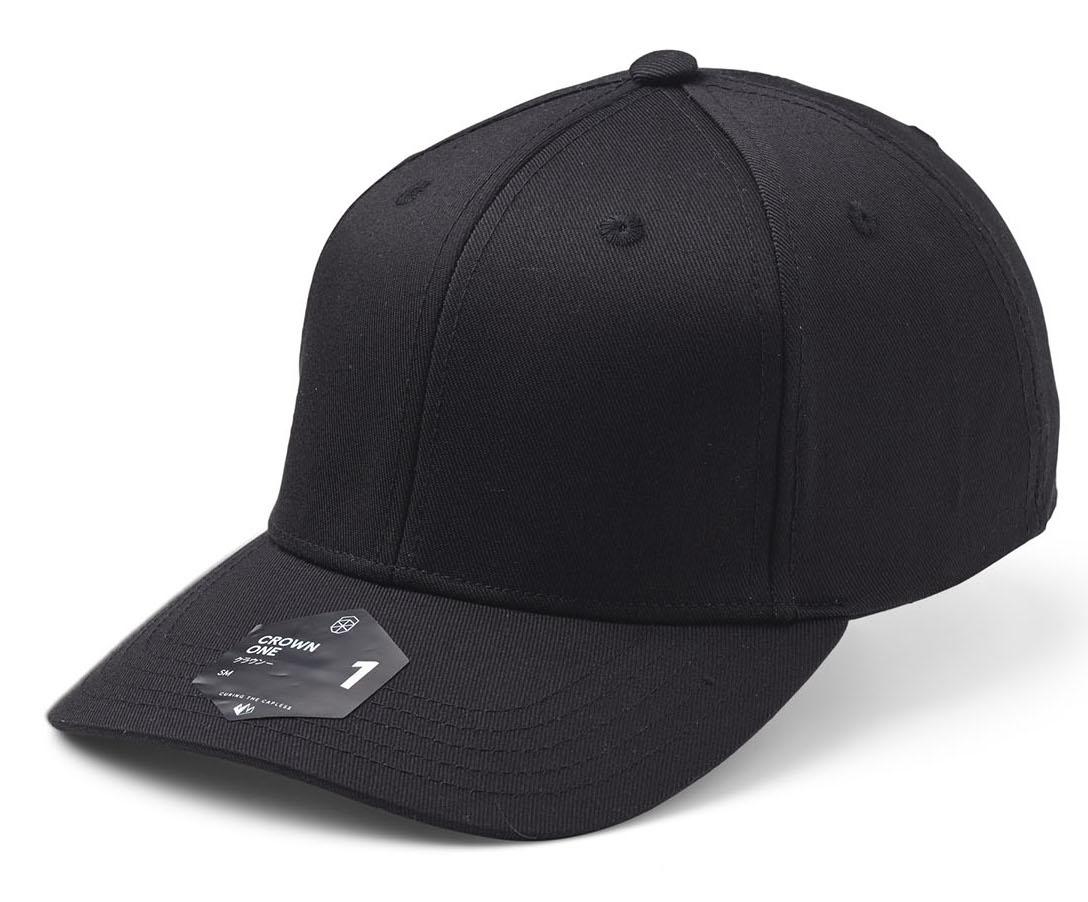 Crown 1 Ex-band flexfit black Upfront SC0001-0099
