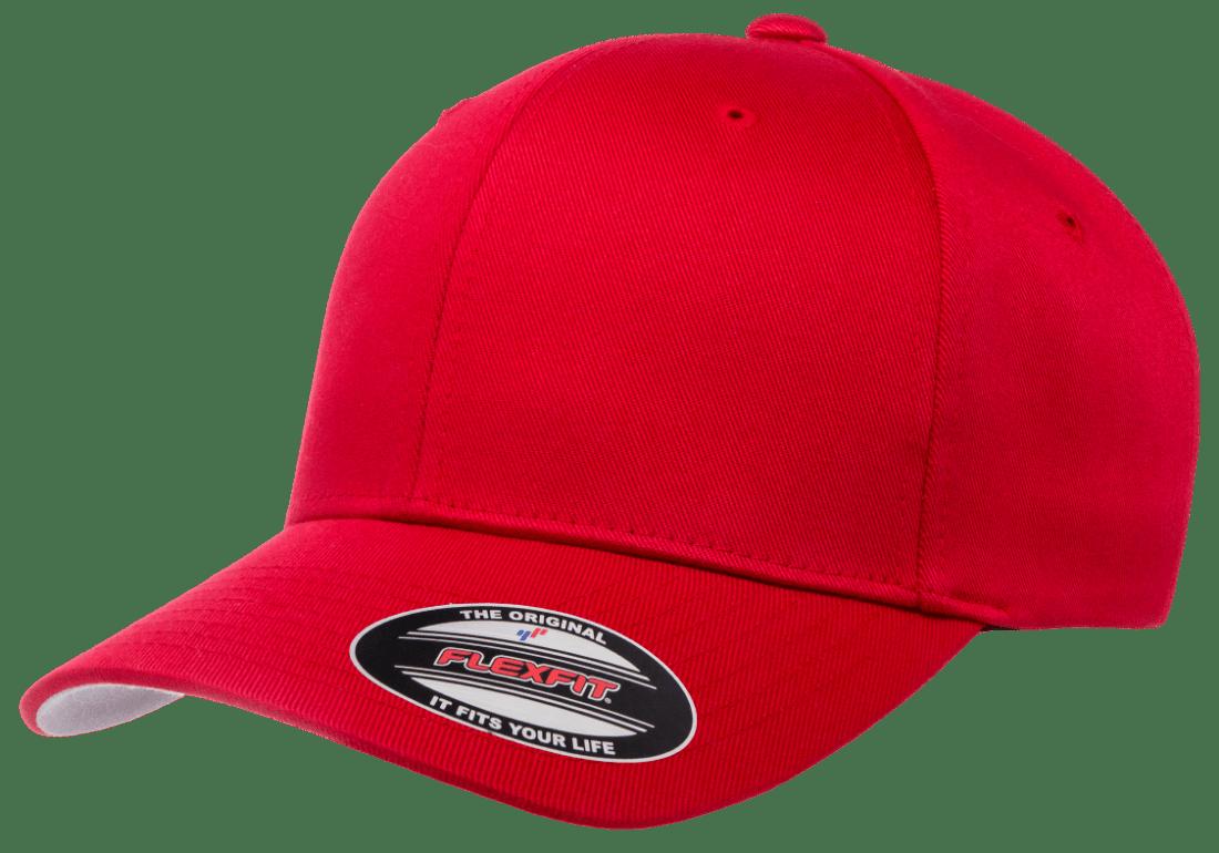 Flexfit keps original premium red 6277 - Flexfit