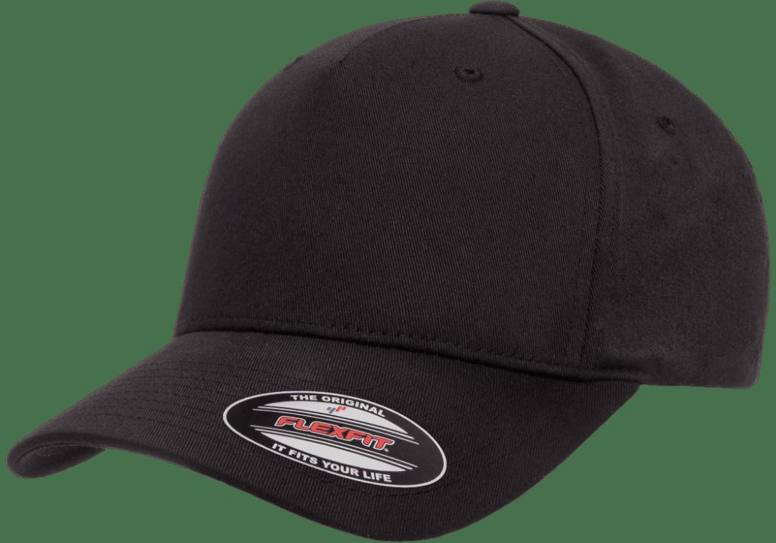 Flexfit keps black 650 - Flexfit