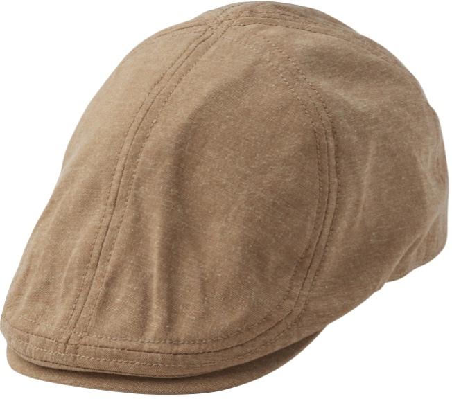 Evans Duckbill Flatcap Light Brown ST1089 Statewear
