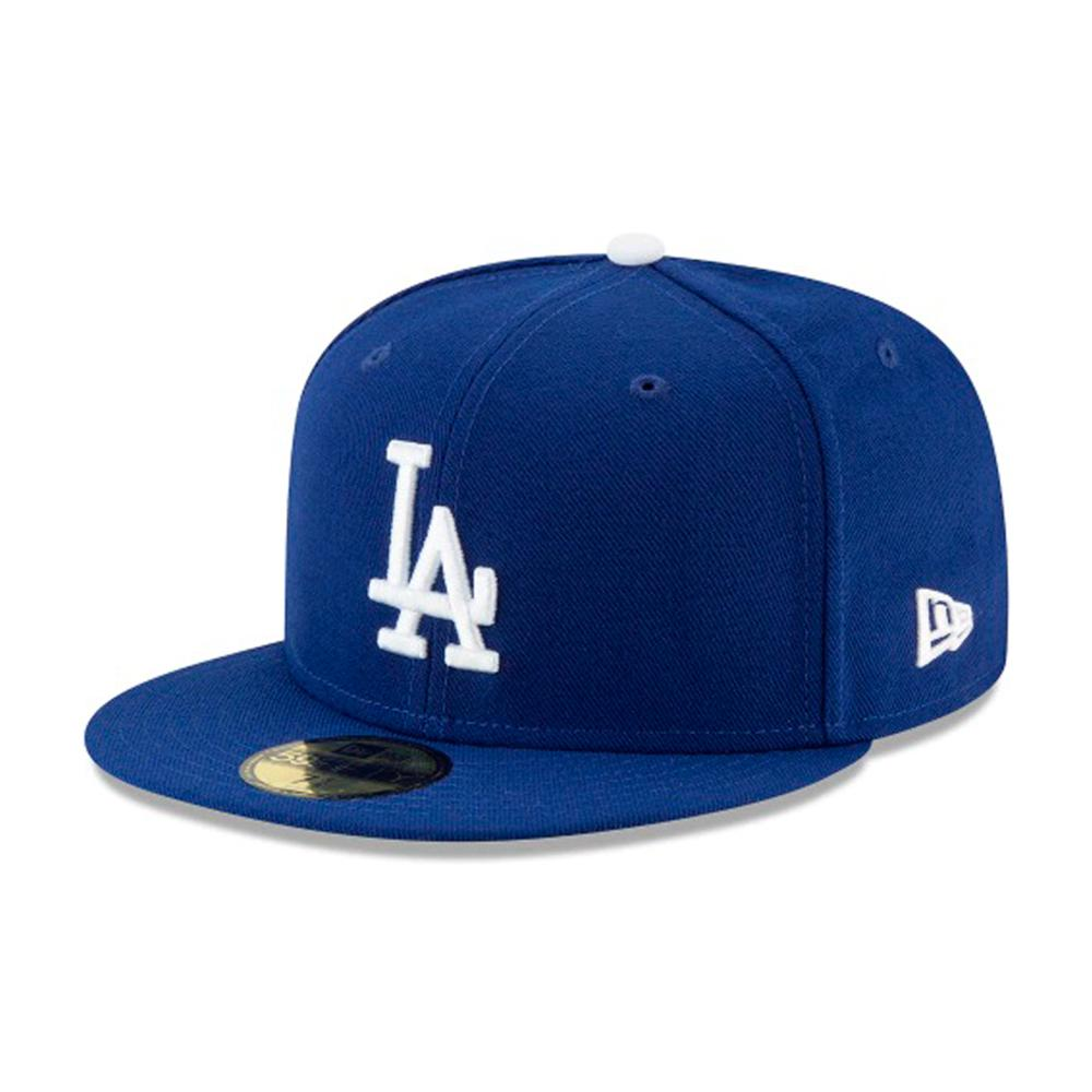 Los Angeles dodgers authentic on field game 59fifty 12572843 NEw Era