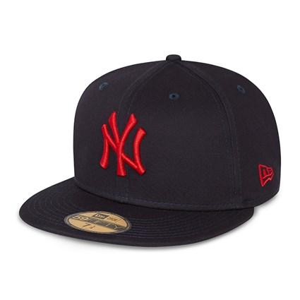 New York Yankees League essential navy 60137527 NEw Era