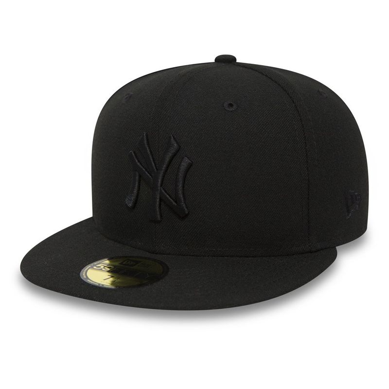 Fitted keps new era black