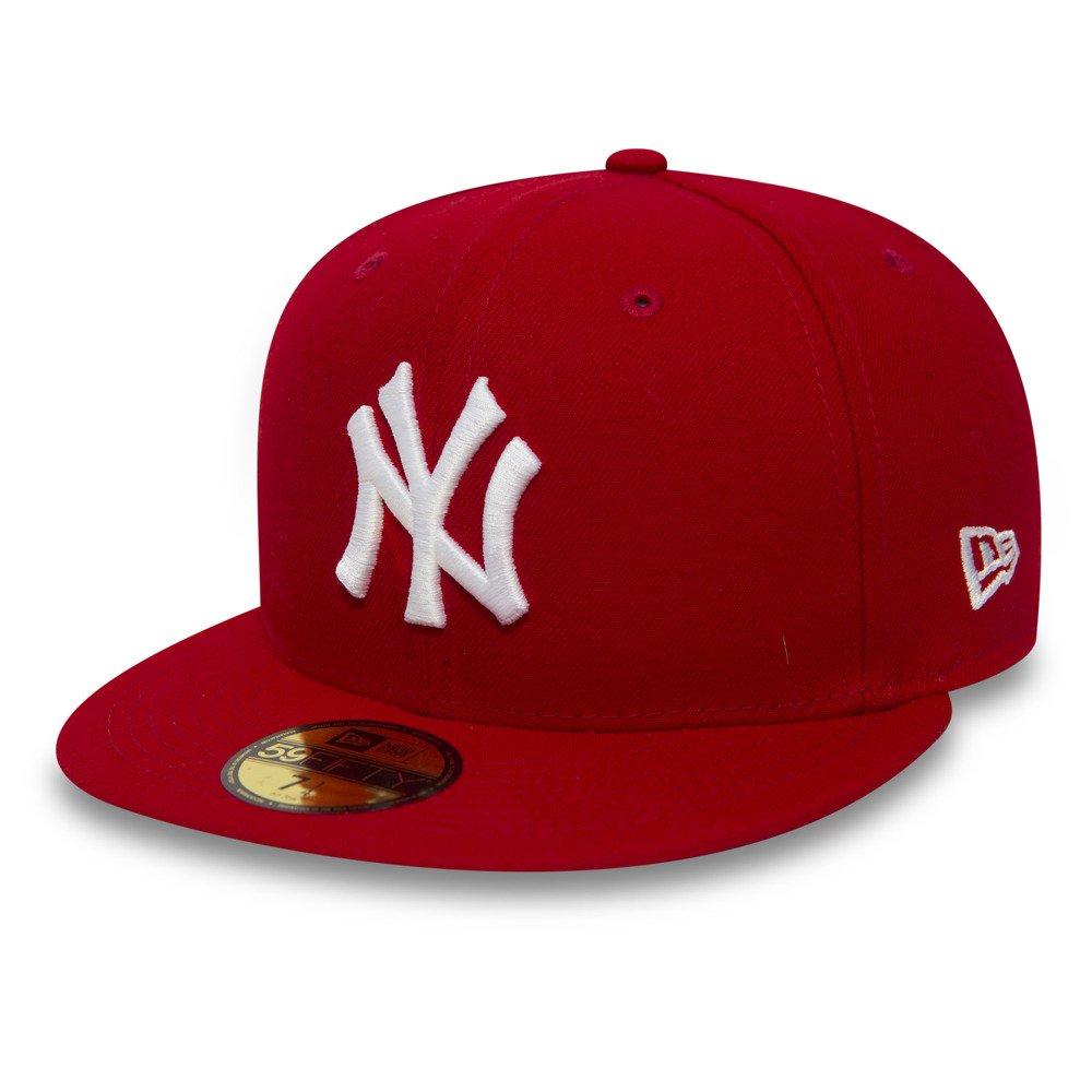 NY Yankees MLB basic red 59fifty 10011573