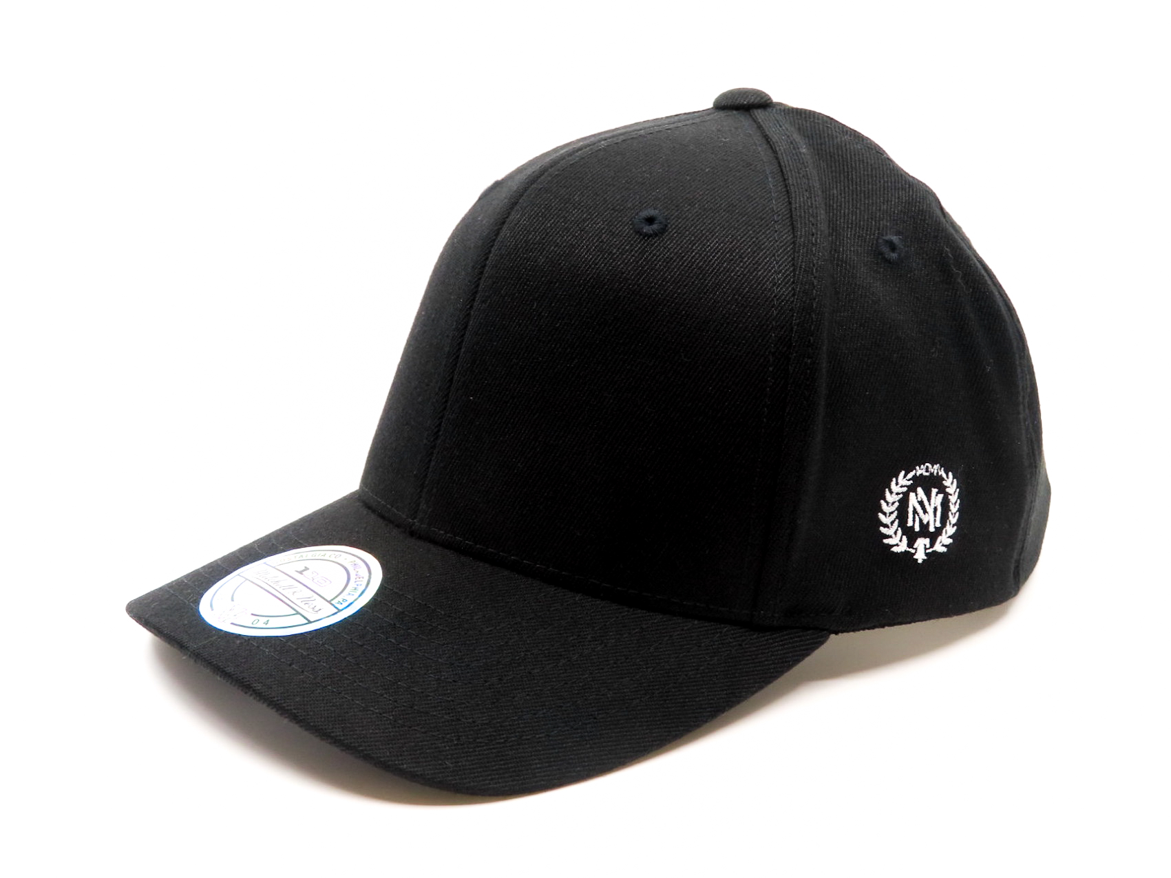 No brand blank black 110 - Mitchell & Ness