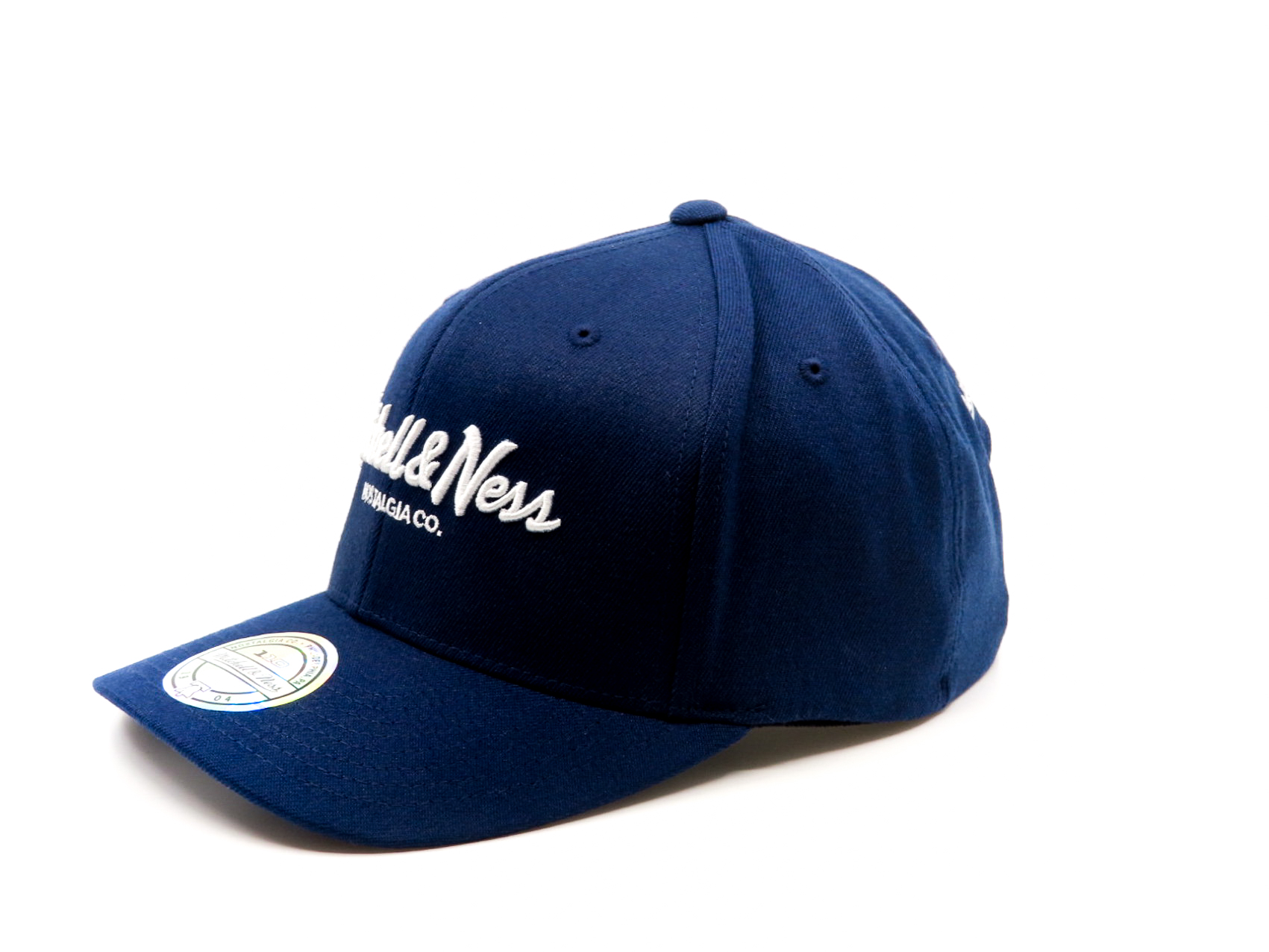 Own Brand Pinscript Navy/White 110 Reglerbar Mitchell & Ness