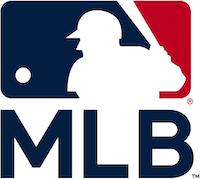 MLB kepsar logo