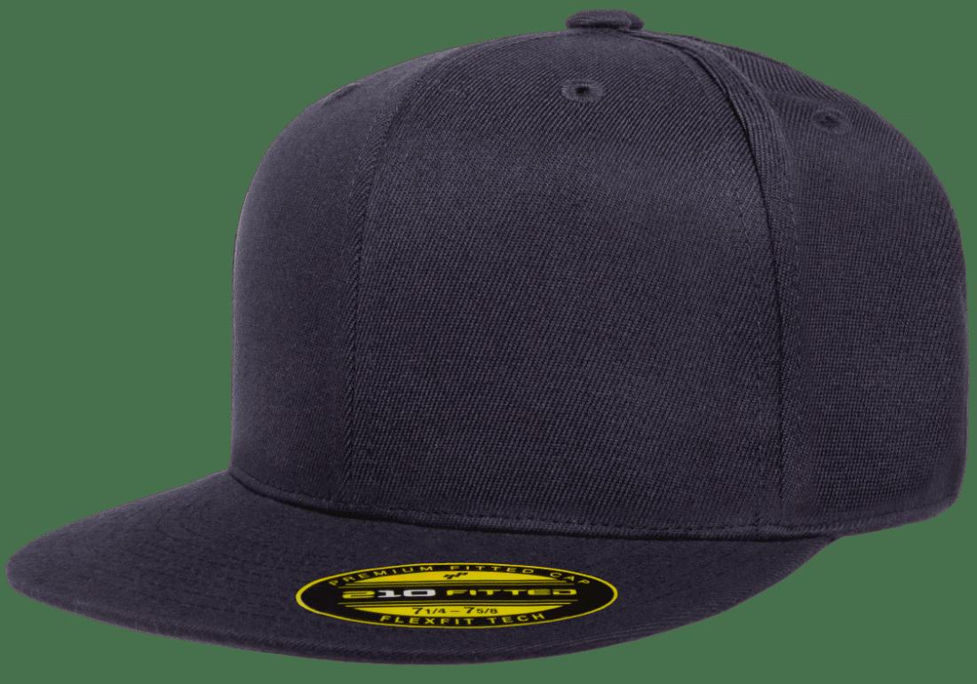 6210 Fitted keps Dark navy Flexfit