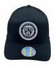 Brooklyn Nets Varsity Patch Black 110 Reglerbar- Mitchell & Ness