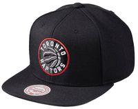 Wool Solid Toronto Raptors Snapback Black från Mitchell & Ness
