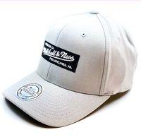 Own Brand Box Logo 110 Grey - Mitchell & Ness - Fri frakt