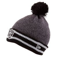 Oakland Raiders Chunker Knit Grey - NEw Era - Fri Frakt