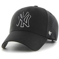 MLB New York Yankees '47 MVP Snapback Black i ullblandning