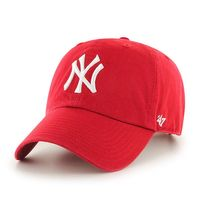 MLB New York Yankees '47 CLEAN UP Red i lager