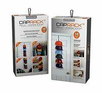 Cap Rack System 18 Caps  Black från Perfect Curve