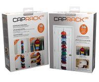 Cap Rack System 36 Caps  Black från Perfect Curve