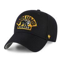 Boston Bruins MVP NHL Black Adjustable - 47 Brand - Fri frakt