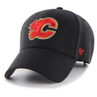 Calgary Flames MVP NHL Black Adjustable - 47 Brand - Fri frakt