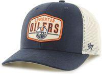 Edmonton Oilers 47 MVP DP Navy NHL - '47 - Fri frakt