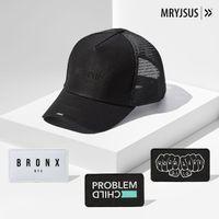 Equality Bronx Trucker Kit Black H007 - Next Generation Headwear