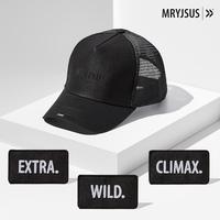 Extra Wild Trucker Kit Black H007 - Next Generation Headwear