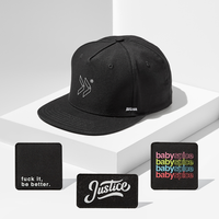 Justice Baby Snapback Kit Black H014 - Next Generation